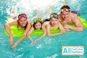 All inclusive family holidays & free child places